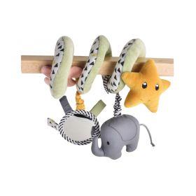 Elephant Spiral Crib Toy