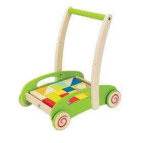 Hape Block & Roll Walker