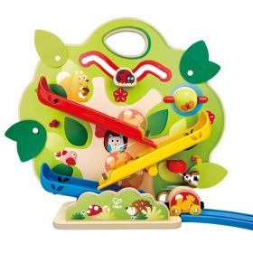 Hape Nutty Squirrel Railway 5 pieces