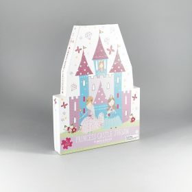 Princess Shaped Puzzle - 40 Pieces