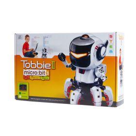 Tobbie II The Robot