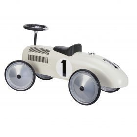 Johnco - Metal Speedster - White