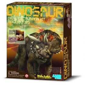 Dig a Dinosaur - Triceratops