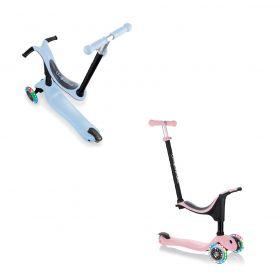 Globber Go Up Sporty Light Up Wheels