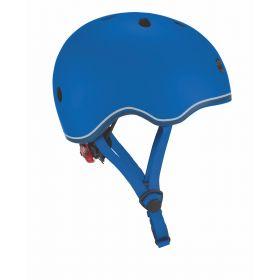 Globber Helmet w/Flashing Light - Blue 46-51cm