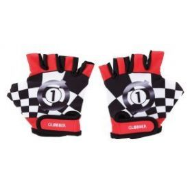 Globber Gloves - Racing Red