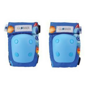 Blue Globber Toddler Protection Pads