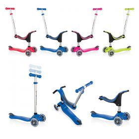 GLOBBER Go Up Sporty 4 in 1 Scooter