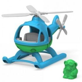 Green Toys - Helicopter - Blue