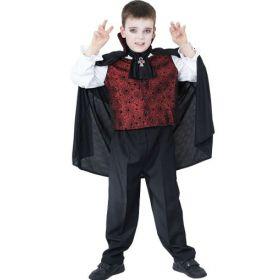 Halloween Costumes - VAMPIRE-7-9 years