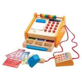 Hape Fresh Food Market Cash Register & Accessories