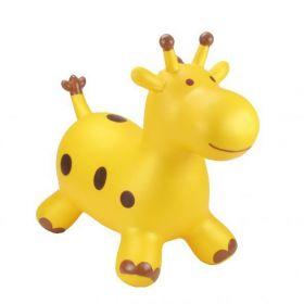 Happy Hopperz - Gold Giraffe - Small