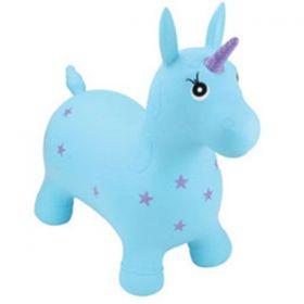 Happy Hopperz - Turquoise Unicorn - Large