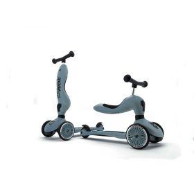 Scoot & Ride - Highwaykick 1 - Steel