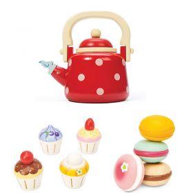 Le Toy Van Honeybake High Tea Set
