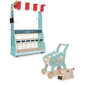 Honey Bake Shop & Shopping Trolley Pack