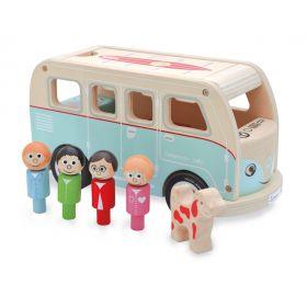Colin's Camper Van