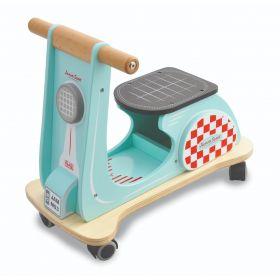 Indigo Jamm Scoot - Aqua