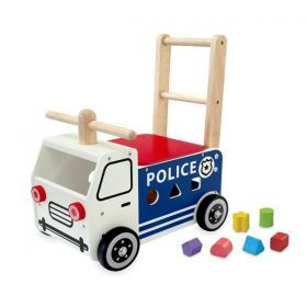 Walk and Ride Police Car Sorter