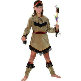 History Costumes - INDIAN GIRL-4-6 years