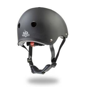 Kinderfeets Helmet Matte Black