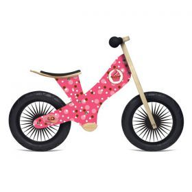 Kinderfeets Balance Bike - Retro Cupcake