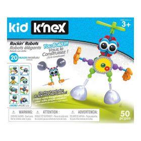 knex - Rockin' Robots Building Set