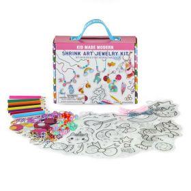 Kid Made Modern - Shrink Art Jewelry Kit