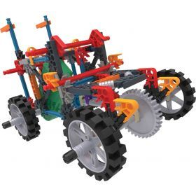 K'Nex - 4WD Demolition Truck Building Set