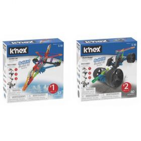 knex - Starter Vehicle
