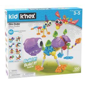 K'NEX - Dino Dudes Building Set