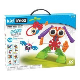 K'NEX - Budding Builders Value Set
