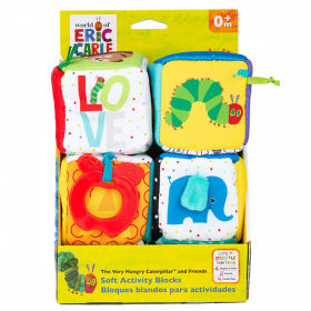 Very Hungry Caterpillar Soft Block Set