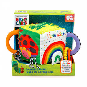 Very Hungry Caterpillar Soft Discovery Learning Cube