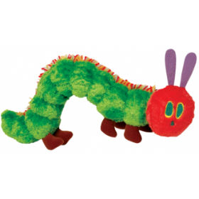 Very Hungry Caterpillar Plush 26Cm