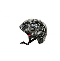 XS Black/Grey Chameleon Helmet