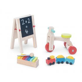 Play Time Doll's House Accessory Pack
