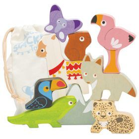 Petilou Andes Stacking Animals
