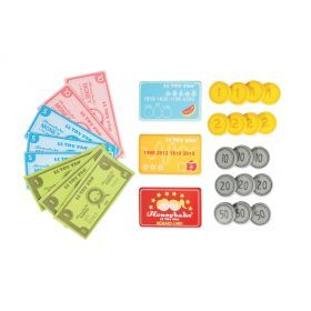 Honeybake Play Money Set