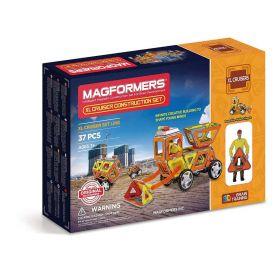 Magfomers XL Cruiser Construction Set - 37pcs