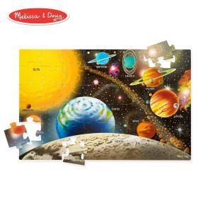 Melissa and Doug Solar System Puzzle 48 Piece