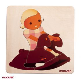 Moover Rocking Horse Puzzle