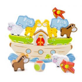 Noah's Ark Balance Game
