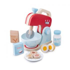 Baking Set and Ingredients