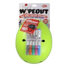 Wipeout You Design - Helmet - Green - Small