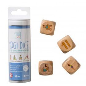 Yogi FUN Dice Game Yoga