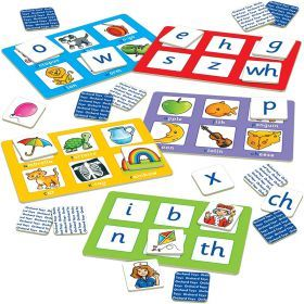 Orchard Game - Alphabet Lotto Game