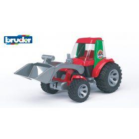 Bruder Roadmax Tractor Front Loader
