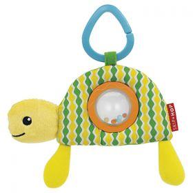 Skip Hop Turtle Ocean Pals Stroller Toy