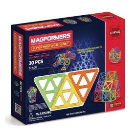 MAGFORMERS Super 30 Piece Set